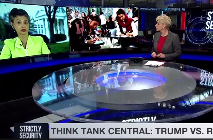 Think Tank Central on Iranian elections; One-on-One with Martin Indyk; Last Word on Trump's trip to Mideast. <br> May 27, 2017