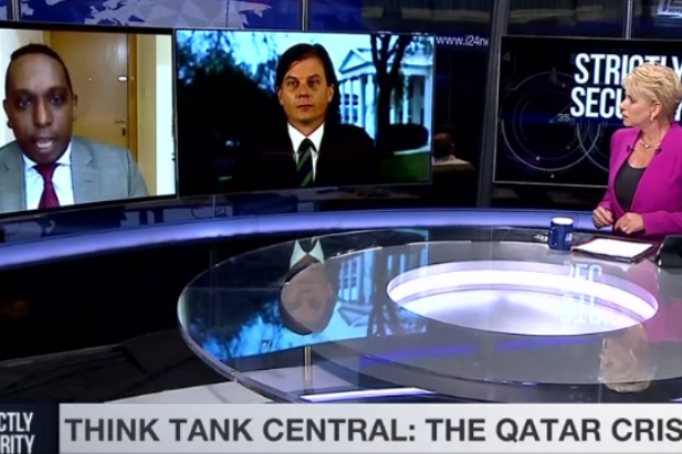 Think Tank Central on the Qatari Crisis; Squeezing the Gaza Strip; One-on-One with Ret. US Admiral Gary Roughhead; Last Word on Unintended Consequences </br>