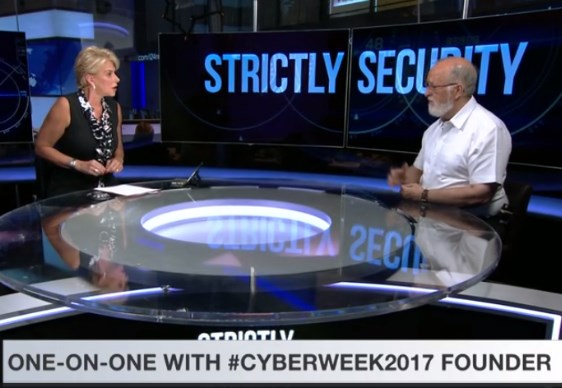 Special edition from Cyber Week; One-on-One with Isaac Ben-Israel </br>