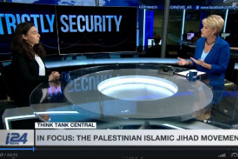 "Think Tank Central on the Palestinian Islamic Jihad; Main Interview on the power of social media to shape 21st Century conflict; My Last Word calling on Jared Kushner and Jason Greenblatt to ""put up or shut up"" on their long-promised peace plan. 24.02.18"